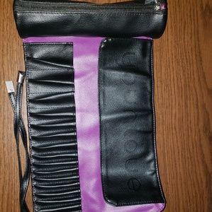 Younique Brush Roll Makeup Brush Case